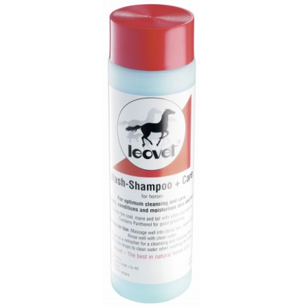 Leovet Wash shampoo + care